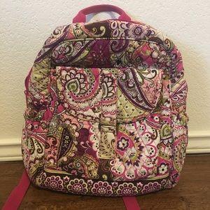 Medium Vera Bradley backpack